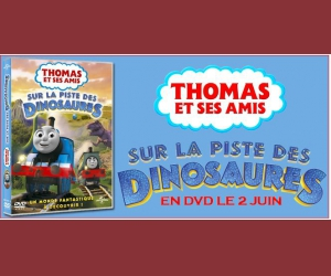 Femme actuelle des dvd du dessin anim thomas et ses amis jeux concours - Thomas et ses amis dessin anime ...