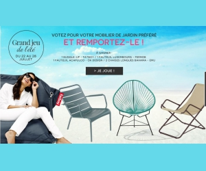 Made in design fauteuil bas ok design acapulco jeux concours - Fauteuil made in design ...