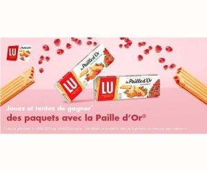 Ma vie en couleurs paquets de biscuits la paille d or - Ma vie en couleur changement d adresse ...