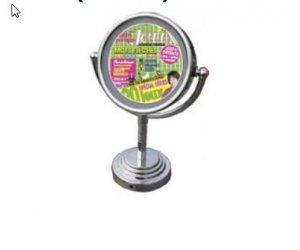 Notretemps des miroirs lumineux sur pied jeux concours for Miroir lumineux sur pied