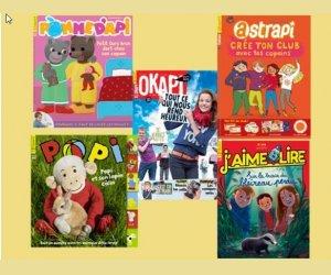 enfant abonnements des magazines pour enfants jeux concours. Black Bedroom Furniture Sets. Home Design Ideas