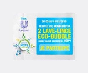bons plans des marques lave linges eco bubble jeux. Black Bedroom Furniture Sets. Home Design Ideas