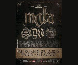 Metalorgie : Deux invitations pour le concert de Mgla