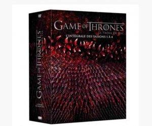 RTL : Un coffret DVD de Game Of Thrones
