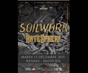 Metalorgie : Invitations pour le concert de Soilwork