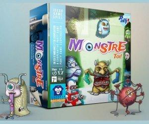 Canal J : Des jeux Monstre Toi