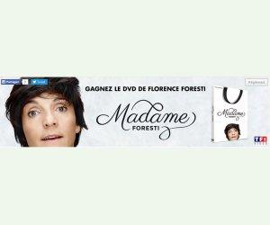 rire et chansons des dvd de madame foresti jeux concours. Black Bedroom Furniture Sets. Home Design Ideas