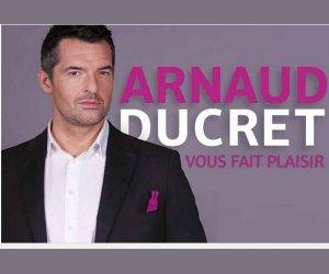 RTL : Entrées pour le concert d'Arnaud Ducret