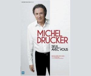 RTL : Des entrées pour le One Man Show de Michel Drucker