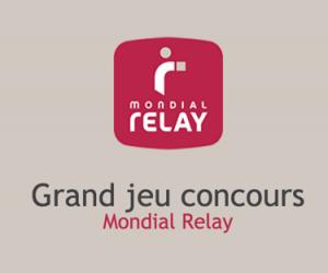 Mondial relay un envoi gratuit gagner chaque jour jeux concours - Mondial relay pau ...