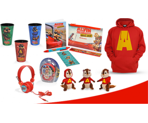 Hugo l 39 escargot des goodies alvin et les chipmunks - Hugo l escargot les jeux ...