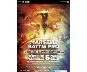 MTV : Des invitations pour le Marseille Battle Pro