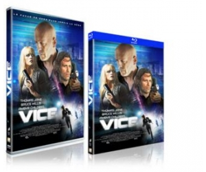 Syfy : Un Blu-ray du film Vice