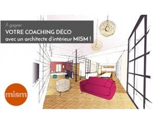 un coaching d co avec un architecte d int rieur de mism jeux concours. Black Bedroom Furniture Sets. Home Design Ideas