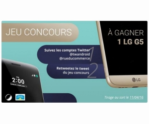frandroid un super smartphone lg g5 jeux concours. Black Bedroom Furniture Sets. Home Design Ideas