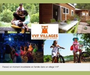 RTL : Un séjour dans un village VVF Village