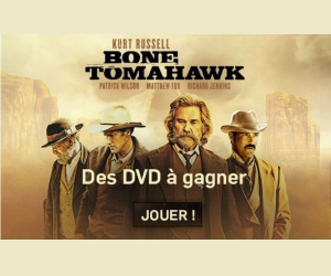 m6 des dvd du film bone tomahawk jeux concours. Black Bedroom Furniture Sets. Home Design Ideas
