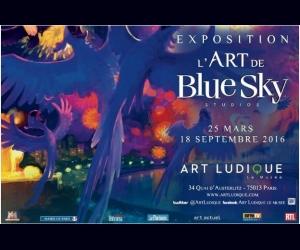 RTL : Des invitations pour l'exposition L'Art de Blue Sky