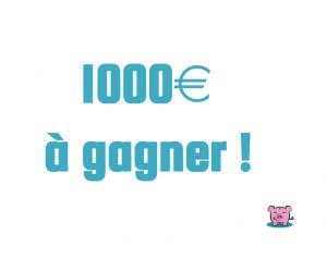 Grand jury des téléspectateurs : 1000€ à gagner chaque mois