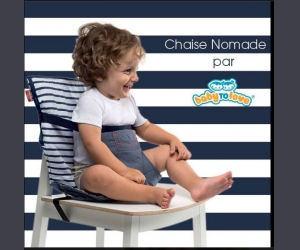 babytolove une chaise nomade jeux concours. Black Bedroom Furniture Sets. Home Design Ideas