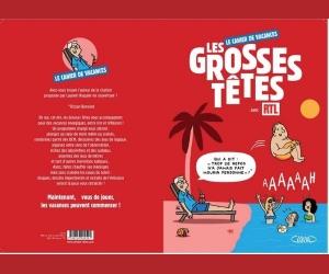 RTL : Des cahiers de vacances des Grosses Têtes