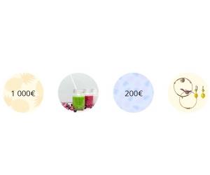 MonShowRoom : Un bon d'achat de 1000€