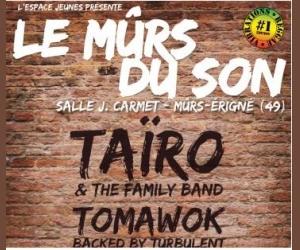 Ouest France : Des invitations pour le Festival du Mûrs du Son