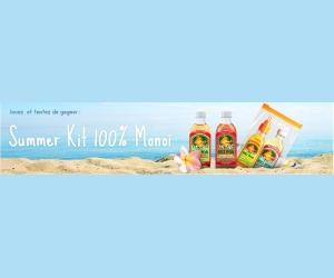 Doctipharma : Un Summer kit 100 % Monoi