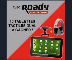 Auto-Moto : Des tablettes tactiles 9