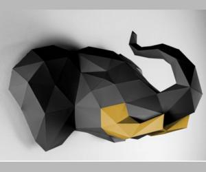 publikart un troph e mural ou une statuette design jeux concours. Black Bedroom Furniture Sets. Home Design Ideas