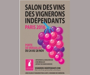 Ouifm invitations pour le salon des vins des vignerons - Invitation salon des vignerons independants ...