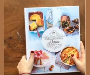 larousse cuisine livre les meilleures recettes de mamie jeux concours. Black Bedroom Furniture Sets. Home Design Ideas