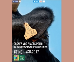 Le parisien des entr es pour le salon international de l 39 agriculture 2017 jeux concours - Tarif entree salon de l agriculture ...