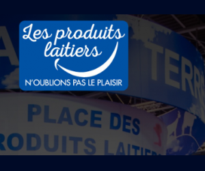 Les produits laitiers lot 2 billet d 39 entr e pour le salon for Billet salon de l agriculture