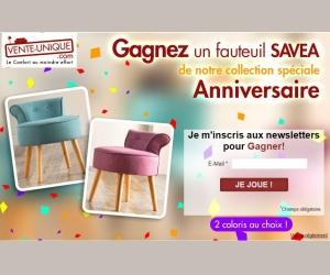 Vente un fauteuil crapaud savea jeux concours - Vente unique com forum ...