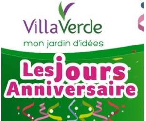 Villa verde les jours anniversaire jeux concours for Www villaverde fr
