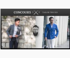 L'homme tendance : Un veste et une chemise Tailor Trucks