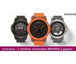 Le journal du Geek : Des montres connectées Mission
