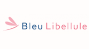 logo Bleu Libellule