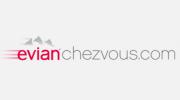 logo Evian chez vous