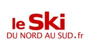 logo Le ski du nord au sud