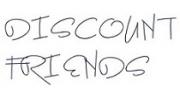 logo Discount Friends