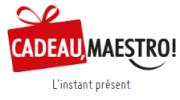 logo Cadeau Maestro