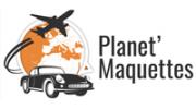 logo Planet Maquettes