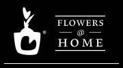 logo Flowers at Home