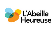 logo L'Abeille Heureuse