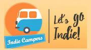 logo Indie Campers