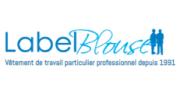 logo Label Blouse