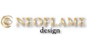 logo Neoflame Design