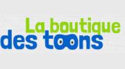 logo La Boutiques des Toons